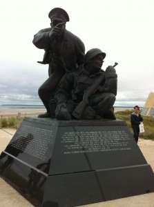 on the normandy beaches1