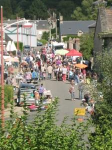 village street sale