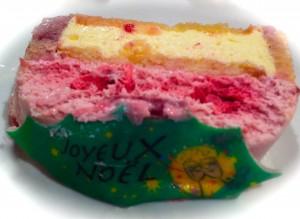 Noél cake